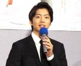 NHK特集ドラマ『アシガールSP』試写会に出席した伊藤健太郎 (C)ORICON NewS inc.