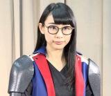 『BiSHのキレッキレJAPAN』制作記者発表会に出席したハシヤスメ・アツコ (C)ORICON NewS inc.