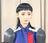 『BiSHのキレッキレJAPAN』制作記者発表会に出席したリンリン (C)ORICON NewS inc.