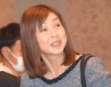 浅井良二さんのお別れの会に参列したはしのえみ (C)ORICON NewS inc.