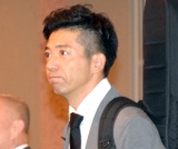 浅井良二さんのお別れの会に参列したどぶろっく・森慎太郎 (C)ORICON NewS inc.