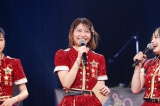山下エミリー/3期生・4期生・ドラフト生が出演した【Part �T】ステージ=HKT48 7周年記念特別公演より(C)AKS