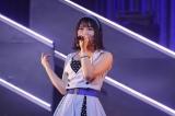 秋吉優花/2期生が出演した【PartII】ステージ=HKT48 7周年記念特別公演より(C)AKS