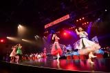 2期生が出演した【PartII】ステージ=HKT48 7周年記念特別公演より(C)AKS