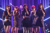1期生+指原莉乃が出演した【PartIII】ステージ=HKT48 7周年記念特別公演より(C)AKS