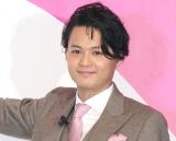 芸能イベント初登場した花田優一=エイボン ピンクリボンイベント『Kiss Goodbye to Breast Cancer #YouAreMy…』 (C)ORICON NewS inc. (C)ORICON NewS inc.