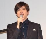 司会進行を務めた城田優=『VOGUE JAPAN WOMEN OF THE YEAR 2018』の授賞式 (C)ORICON NewS inc.