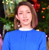 『青山クリスマスサーカスby avex』イルミネーション点灯式に出席した後藤真希 (C)ORICON NewS inc.