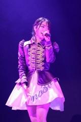 単独ライブイベント『ノースリーブス 10th ANNIVERSARY〜丸ごとno3b!!』を行ったノースリーブス・峯岸みなみ
