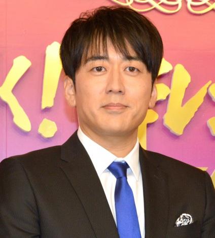 『第60回 輝く!日本レコード大賞』の発表会見に登壇した安住紳一郎アナ (C)ORICON NewS inc.