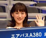 綾瀬はるか、シュールな演出に笑う