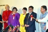 (左から)カズレーザー、安藤なつ、ダンディ坂野、カンニング竹山、スギちゃん (C)ORICON NewS inc.
