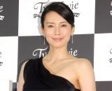 中谷美紀、公式サイトで結婚報告