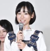 オトナの土ドラ『さくらの親子丼2』の囲み取材に出席した柴田杏花 (C)ORICON NewS inc.