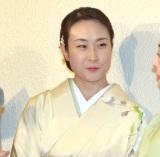 サンミュージック『グループ創立50週年記念式典』に出席した上杉香緒里 (C)ORICON NewS inc.