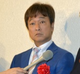 サンミュージック『グループ創立50週年記念式典』に出席した太川陽介 (C)ORICON NewS inc.