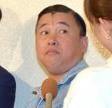 サンミュージック『グループ創立50週年記念式典』に出席したスギちゃん (C)ORICON NewS inc.