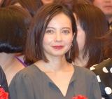 サンミュージック『グループ創立50週年記念式典』に出席したベッキー (C)ORICON NewS inc.