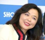 『もう常識にはとらわれない! 50歳からのいい女』刊行記念イベントに出席したTAKAKO (C)ORICON NewS inc.