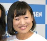 『もう常識にはとらわれない! 50歳からのいい女』刊行記念イベントに出席したしずちゃん (C)ORICON NewS inc.
