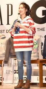 『GAP+GQ THE COOLEST DESIGNERS ON THE PLANET』プレスイベントに出席した紅蘭 (C)ORICON NewS inc.