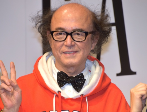 『GAP+GQ THE COOLEST DESIGNERS ON THE PLANET』プレスイベントに出席した鈴木正文氏 (C)ORICON NewS inc.