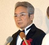 サンミュージック『グループ創立50週年記念式典』に出席した西郷輝彦 (C)ORICON NewS inc.