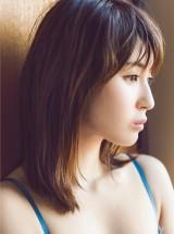 井上小百合1st写真集『存在』セブンネット版表紙(文字なし)