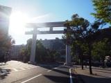 鹿児島市内にある照国神社は島津斉彬を祭る神社 (C)ORICON NewS inc.