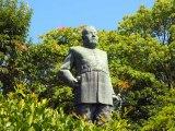 西郷隆盛銅像=上野の銅像(1898/明治31年)よりだいぶ後、1937/昭和12年に完成 (C)ORICON NewS inc.