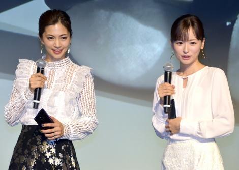 サムネイル (左から)安田美沙子、皆藤愛子 (C)ORICON NewS inc.