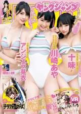 『ヤングジャンプ』52号表紙
