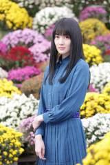 12月24日放送のスペシャルドラマ『犬神家の一族』でヒロインを演じる高梨臨 (C)フジテレビ