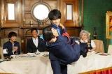中島健人、握手会乱入のファンに神対応(C)日本テレビ