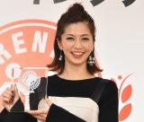 『第11回 ペアレンティングアワード』授賞式に出席した安田美沙子 (C)ORICON NewS inc.