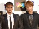 GENERATIONS from EXILE TRIBE(左から)数原龍友、白濱亜嵐 (C)ORICON NewS inc.
