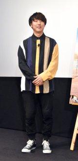 映画『パッドマン 5億人の女性を救った男』公開直前イベントに出席した西野創人 (C)ORICON NewS inc.