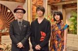 12月21日放送『The Covers』に初登場した山下智久(C)NHK