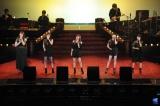 パワフルかつ美しいハーモニーを響かせたLittle Glee Monster(C)NHK