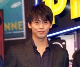 映画『名探偵ピカチュウ』 制作報告会に出席した竹内涼真 (C)ORICON NewS inc.