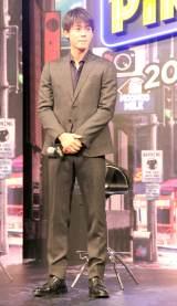 映画『名探偵ピカチュウ』 制作報告会 に出席した竹内涼真 (C)ORICON NewS inc.