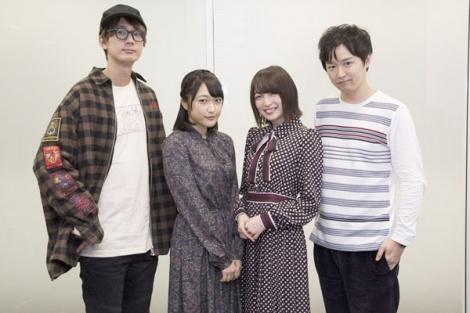 逢坂良太、『グリムノーツ』アニメ化に感慨「言えば叶う」   ORICON NEWS