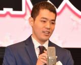 『R-1ぐらんぷり2019』の開催概要発表会見に出席した濱田祐太郎 (C)ORICON NewS inc.