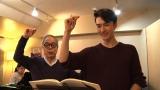 MBS テレビ『1万人の第九』でドイツ出身のマリウス葉が合唱に挑戦 (C)MBS