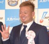 『2018 スカパー!ドラマティック・サヨナラ賞 年間大賞』の表彰式に出席した森友哉選手 (C)ORICON NewS inc.