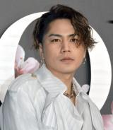 『ディオール メンズプレフォール2019コレクション』に来場した登坂広臣 (C)ORICON NewS inc.
