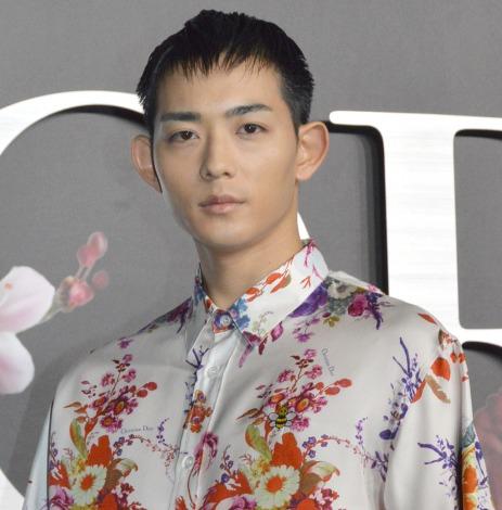 『ディオール メンズプレフォール2019コレクション』に来場した竜星涼 (C)ORICON NewS inc.