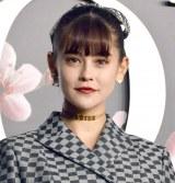 『ディオール メンズプレフォール2019コレクション』に来場したemma (C)ORICON NewS inc.