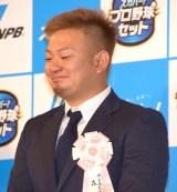 落合博満氏のダメ出しを受けた森友哉選手 (C)ORICON NewS inc.