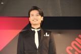 『月光仮面(仮題)』舞台化発表会見に出席した伊阪達也 (C)ORICON NewS inc.